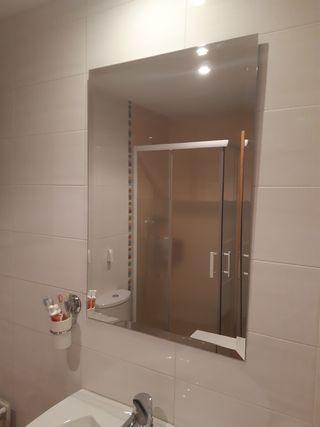 Espejo baño / aseo