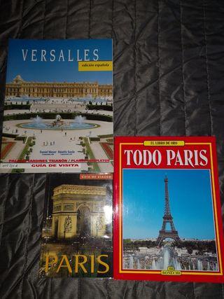Guía turismo París. París imágenes. Versalles