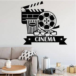 vinilo decorativo de cine