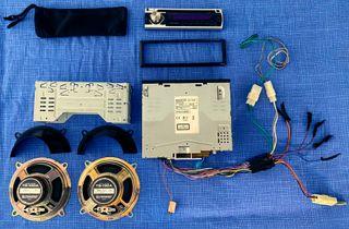 AutoRadio KENWOOD KDC-W313 Reproductor CD Altavoce