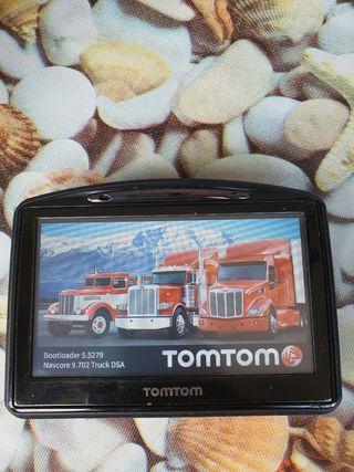 GPS TomTom GO 930 Truck camiones actualizado