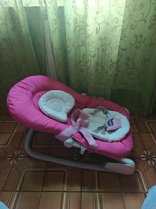 Hamaca Chicco hoopla princesa