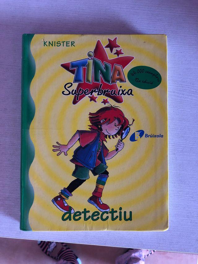 Llibres Tina Superbruixa