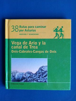 Libro ruta Vega de Ario-Canal de Trea