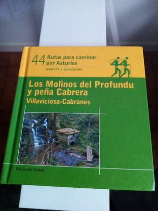 Libro ruta molinos del Profundu