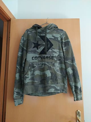 Sudadera Converse