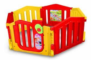 parque bebé infantil barrera