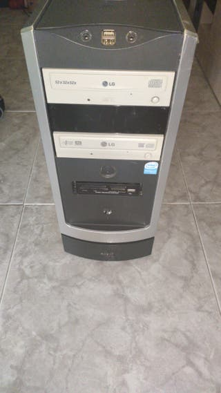 Windows 7 profesional 1ram 320gb disco