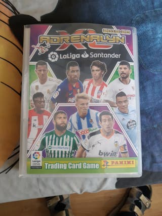 Cromos Adrenalyn 2019-2020