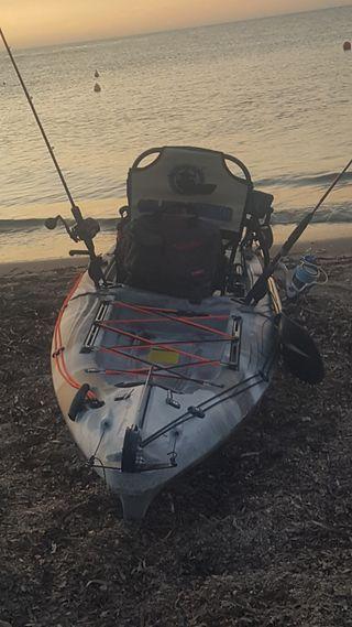 Kayak Alboran fx