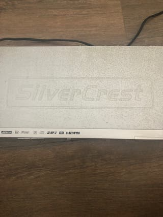 DVD marca: SilverCrest.
