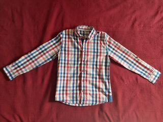 Camisa Trasluz talla 10 años