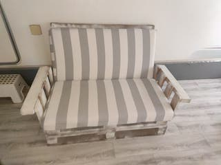 sofá palets