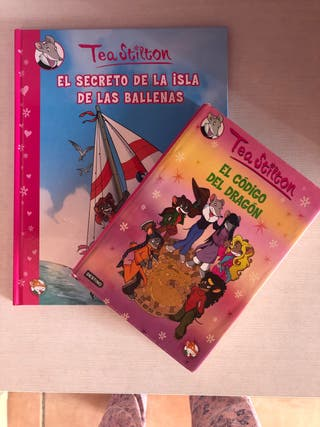 Llibres Tea Stilton