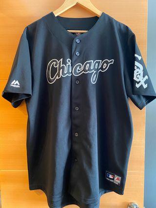 Camiseta majestic athletic CHICAGO