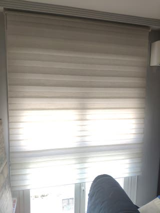 ESTOR NOCHE/DIA Color Crudo, 160X180
