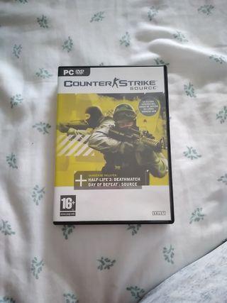 Counter Strike SOURCE.