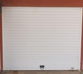 Cierre seguridad persiana puerta garaje