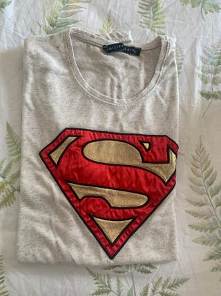 Camiseta Philipp Plein Superman