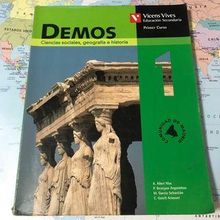 Demos Ciencias sociales, geografía e historia