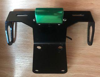 Portamatricula Z900