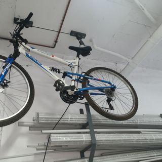 2 bicicletas ruedas 27