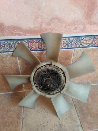 Viscoso y ventilador