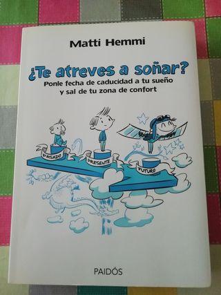 ¿Te atreves a soñar?, Matti Hemmi