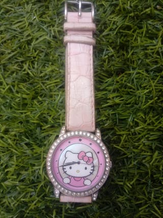 Reloj Pulsera Hello Kitty.