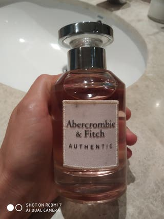 colonia abercrombie authentic