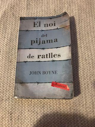 """""""El noi del pijama de ratlles"""""""