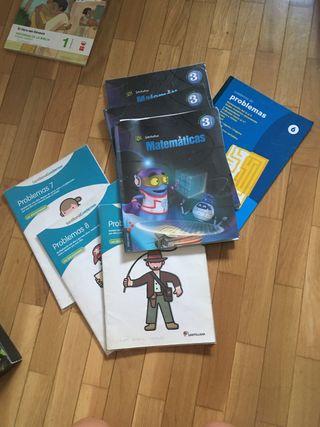 Libros 3primaria matemáticas súperpixépolis