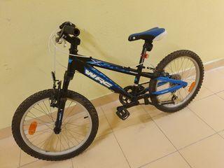 "bicicleta de 22"" WRC"