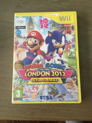 Mario and Sonic London 2012 Olympic Games