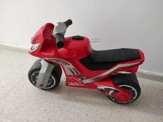 Correpasillos Molto Premium Ducati