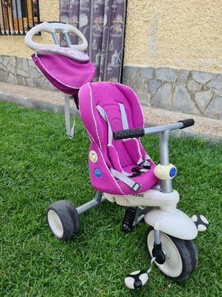 triciclo silla de paseo
