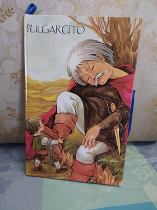libro Pulgarcito 3d desplegables