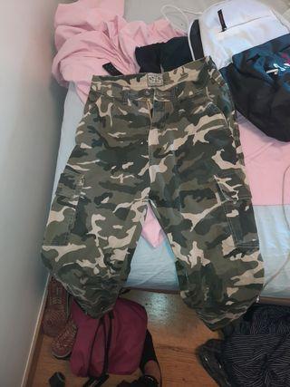 pantalon del kaotico