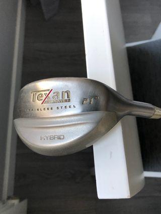 Palo de golf Hibrido 21o Texan Classics