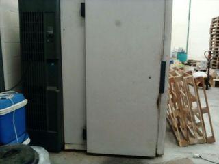 Cámara frigorífica con motor Zanotti