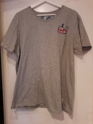 camiseta scalpers gris xl