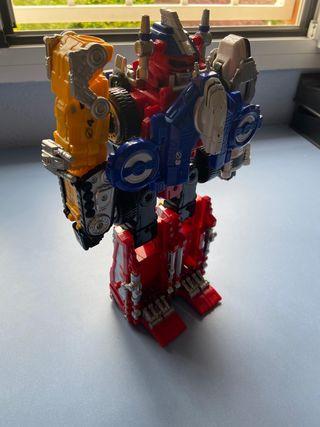 Robot de los Power Rangers