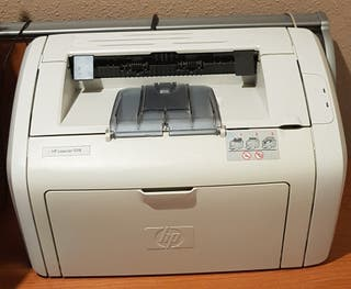 Impresora Láser Jet HP 1018