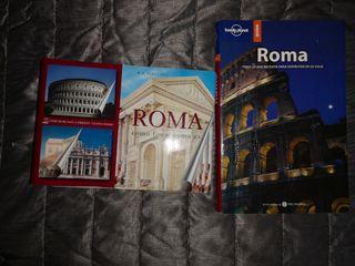 libro Antigua Roma y Nueva. Guía Roma