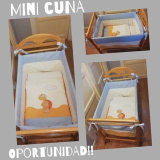 cuna/mini cuna