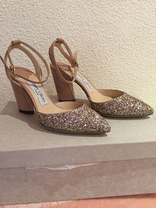 Jimmy Choo Zapatos de piel