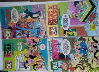 10 comics infantiles