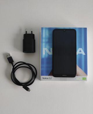 Móvil Nokia 2.2
