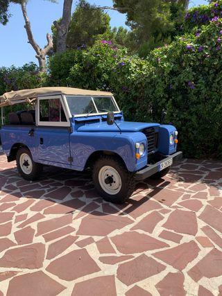 Land Rover Santana serie 3 1980