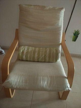 sillón relax IKEA